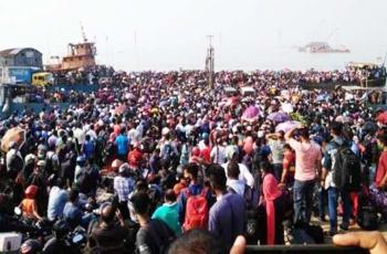 At least 6 million people have left Dhaka this Eid holiday