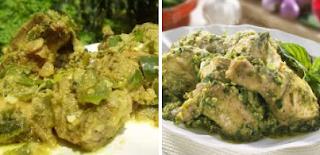 Recipes to Make Green Cuisine Chicken Seasoning Balado