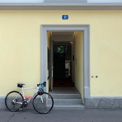 carbon road bike rental in Zurich