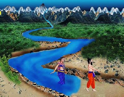 biography of ganga river.