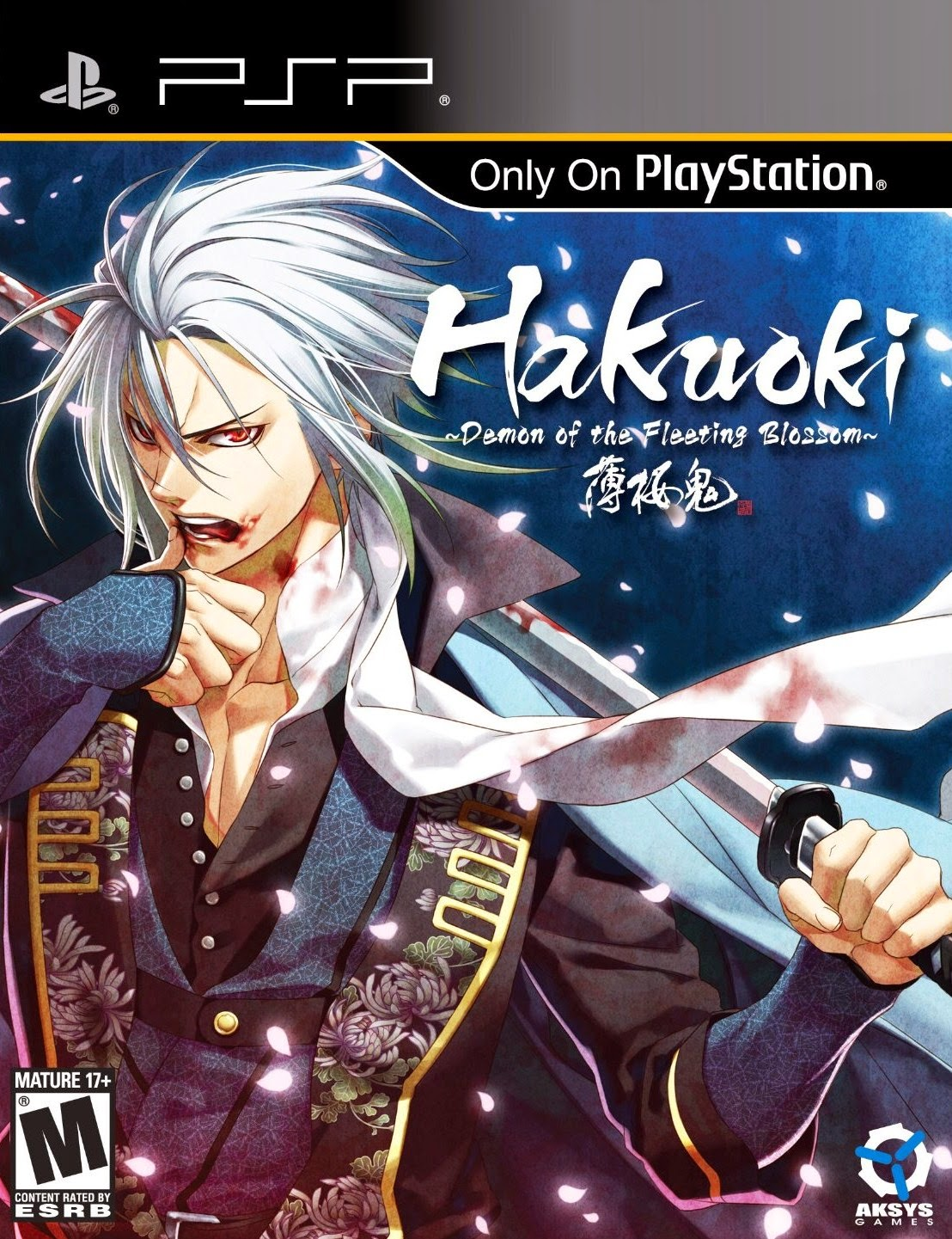 Hakuoki Demon of The Fleeting Blossom Apk For Android Phones & Tablets
