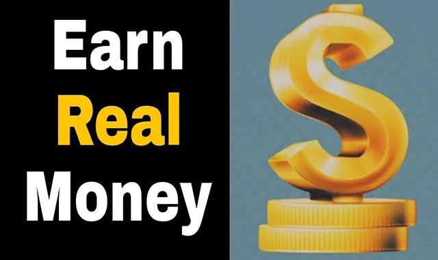 Games in which you can earn real money