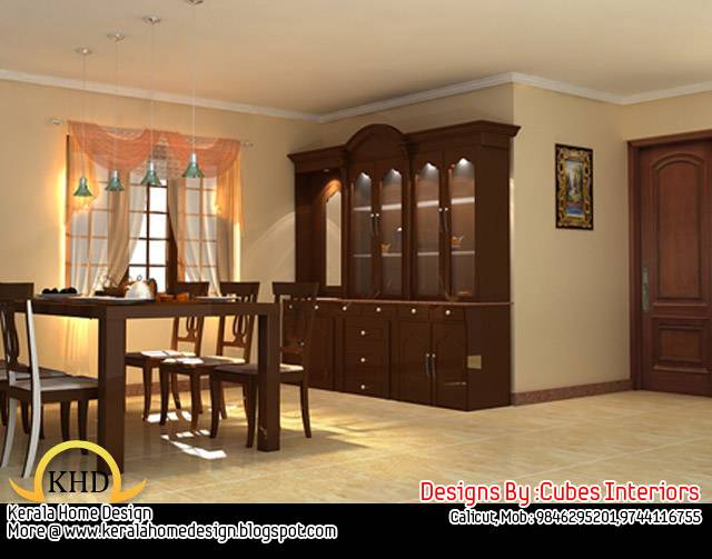Home interior design ideas kerala home design and floor House model interior design