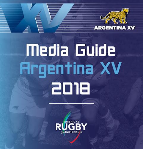 Guía de prensa de Argentina XV #ARCH2018