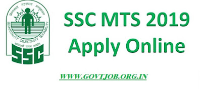 SSC MTS Recruitment, SSC Recruitment-2019,SSC Syllabus