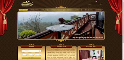 Thiết kế website khách sạn thu hút mọi khách hàng