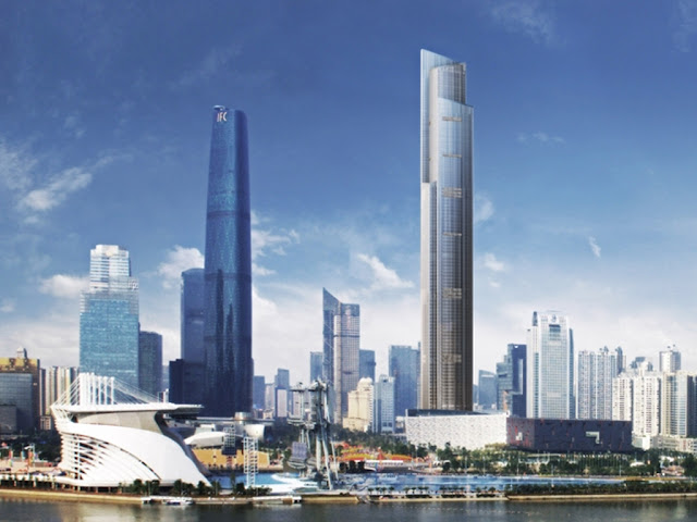 insaat-noktasi-Guangzhou-CTF-Finance-Centre