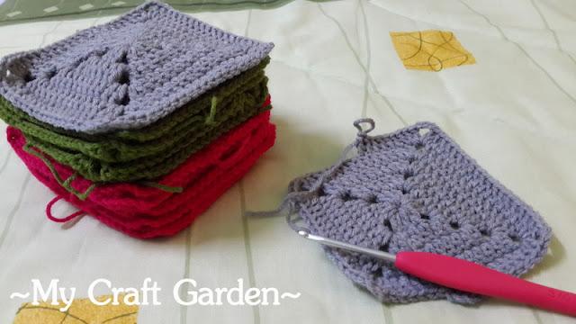 My craft garden sambil2 mengait tu sambil2 lah tengok pinterest cari ideatetiba dapat idea nak jadikan cik granny ni handbag ccuart Choice Image