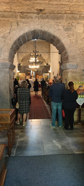 Παναγία Σκριπούς Βοιωτία | Μνημόσυνο π. Χαράλαμπου Χατζηχαραλαμπους- φωτογραφίες