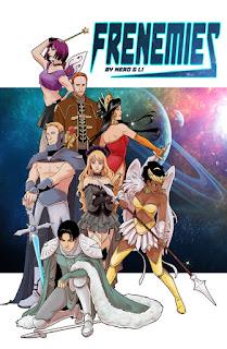 Frenemies cast cover image