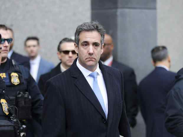 Trump had Michael Cohen lie to Congress about Moscow Trump Tower project: Report