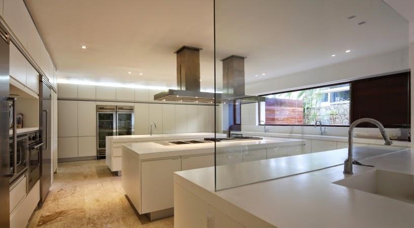 Cocinas en blanco total cocinas con estilo - Cocinas joaquin torres ...