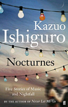 Nocturnes by Kazuo Ishiguro book cover