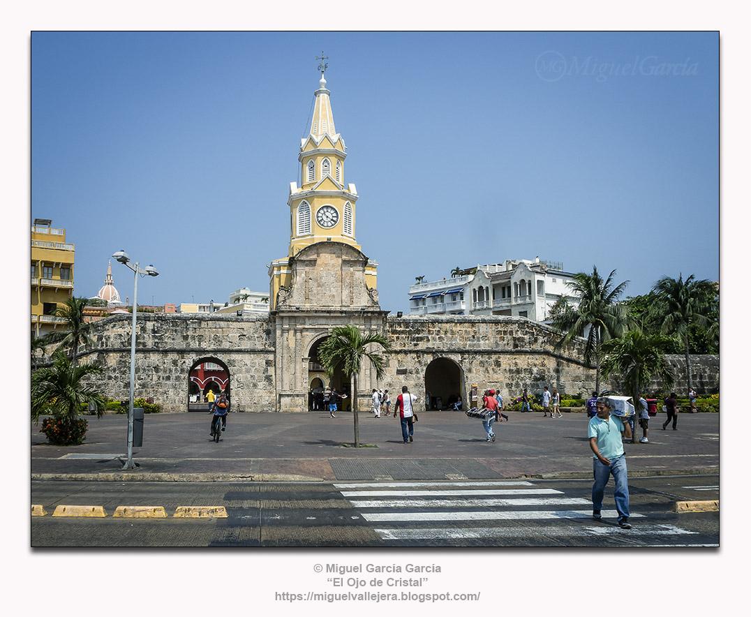 Cartagena de Indias, Torre del Reloj