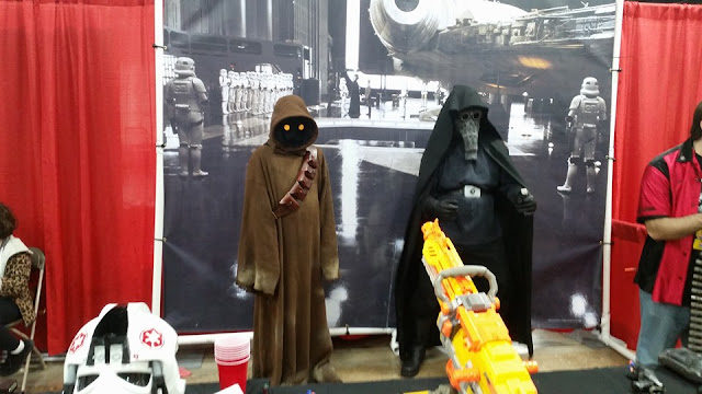 LEGO Brickfest Star Wars