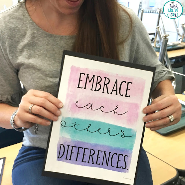 Using Kindness Quotes in the Classroom to Promote Change