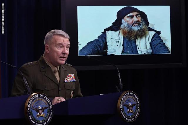 متحدث داعش الجديد: الدولة باقية وتتمدد .. وعلى أمريكا ألا تسعد بمقتل البغدادي