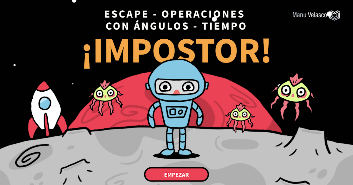 Escape room para repasar las operaciones con ángulos y las medidas de  tiempo - AYUDA PARA MAESTROS