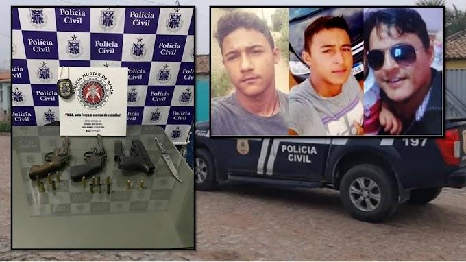 Anagé-BA: Três ciganos suspeitos das mortes de PM's em Vitória da Conquista morreram em confronto com a polícia