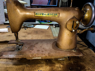 New Home AHC Type F Sewing Machine