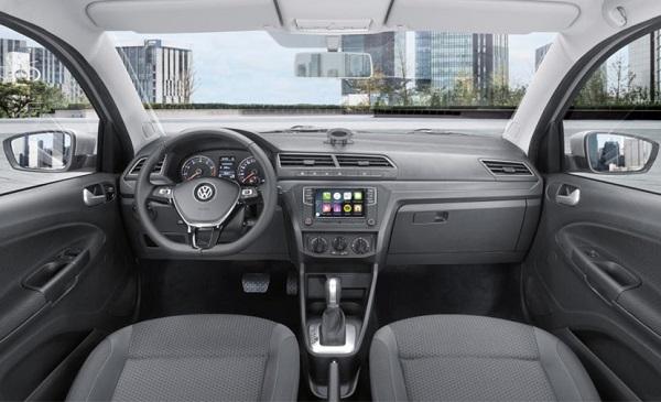 Volkswagen Gol MSi Comfortline AT