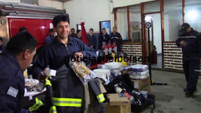 Resultado de imagen de bomberos de el bolsón