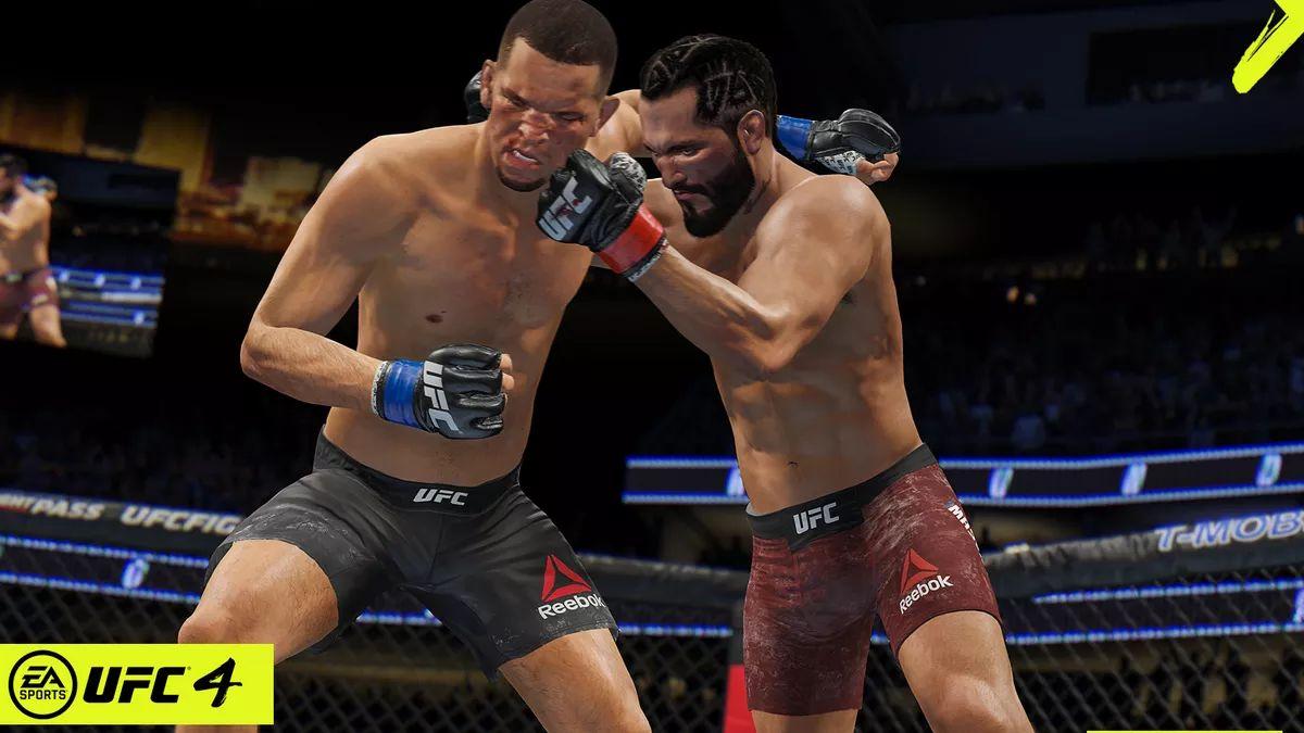 UFC 4 (EA Sports)