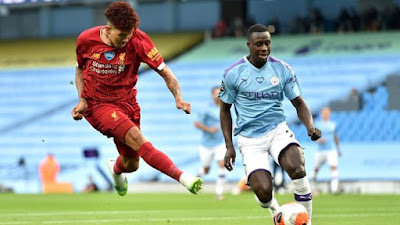 Man City Bantai Sang Juara Liverpool 4-0
