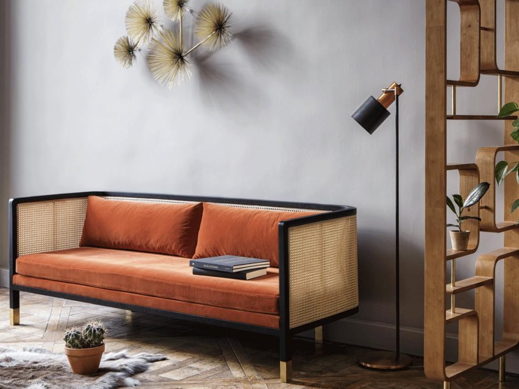 Decorar con cannage o muebles de rejilla_3