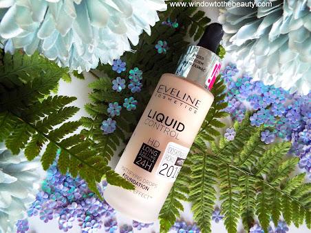 Eveline Liquid Control HD Long Lasting 24H review