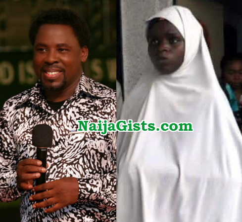 Do Not Take Ese Oruru To TB Joshua For Deliverance – Pastors