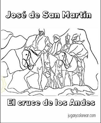 San Marttín Cruce de los Andes