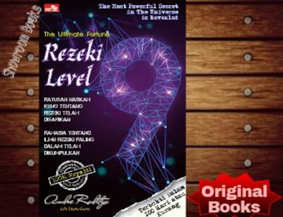 Review buku Rezeki Level 9 (Final)