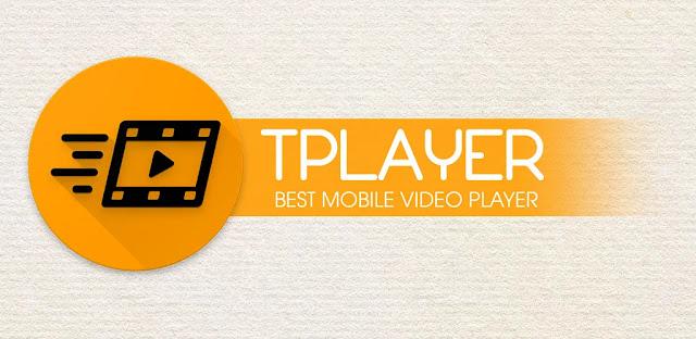 تنزيل TPlayer - All Format Video Player  مشغل فيديو بسيط وكامل الميزات لنظام الاندرويد