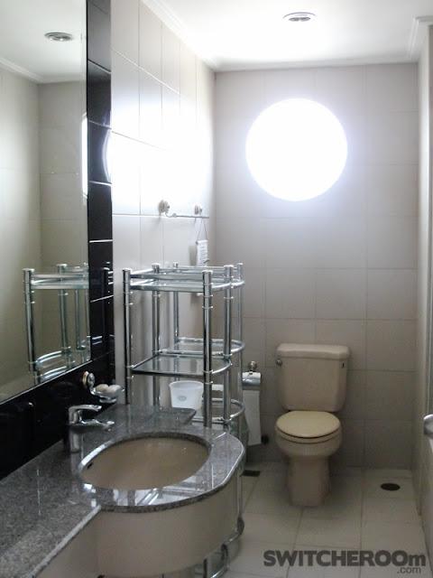 bathroom renovation, liz uy bathroom