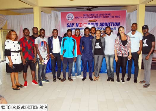 Say No To Drug Addiction Youth Conference Records Massive Success  (Pix)