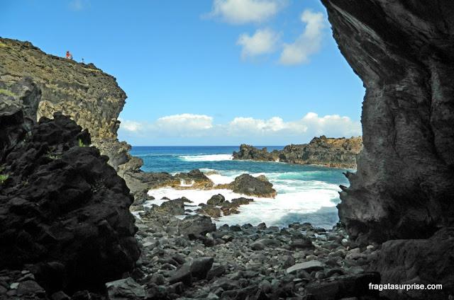 Caverna Ana Kai Tangata