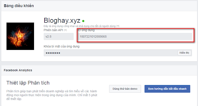 Cách đồng bộ bình luận facebook với page