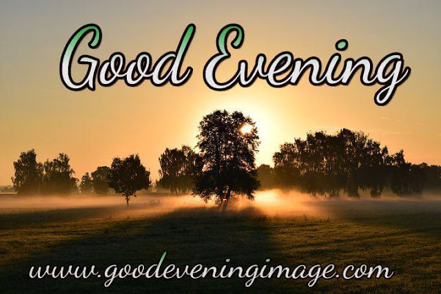 Good evening Image for lovers free download