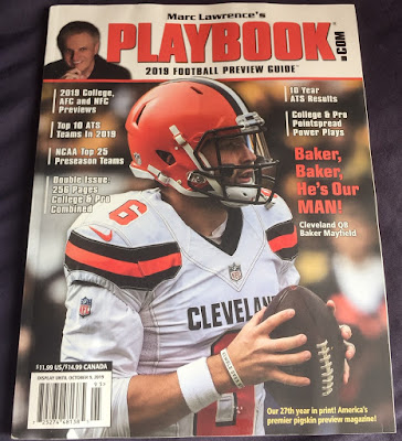 2019 Marc Lawrence Playbook Guide