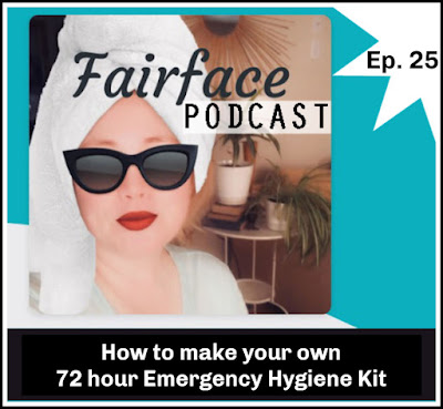 What do I need in a 72 hour hygiene kit? Find our here