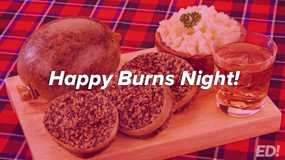 Burns Night Wishes