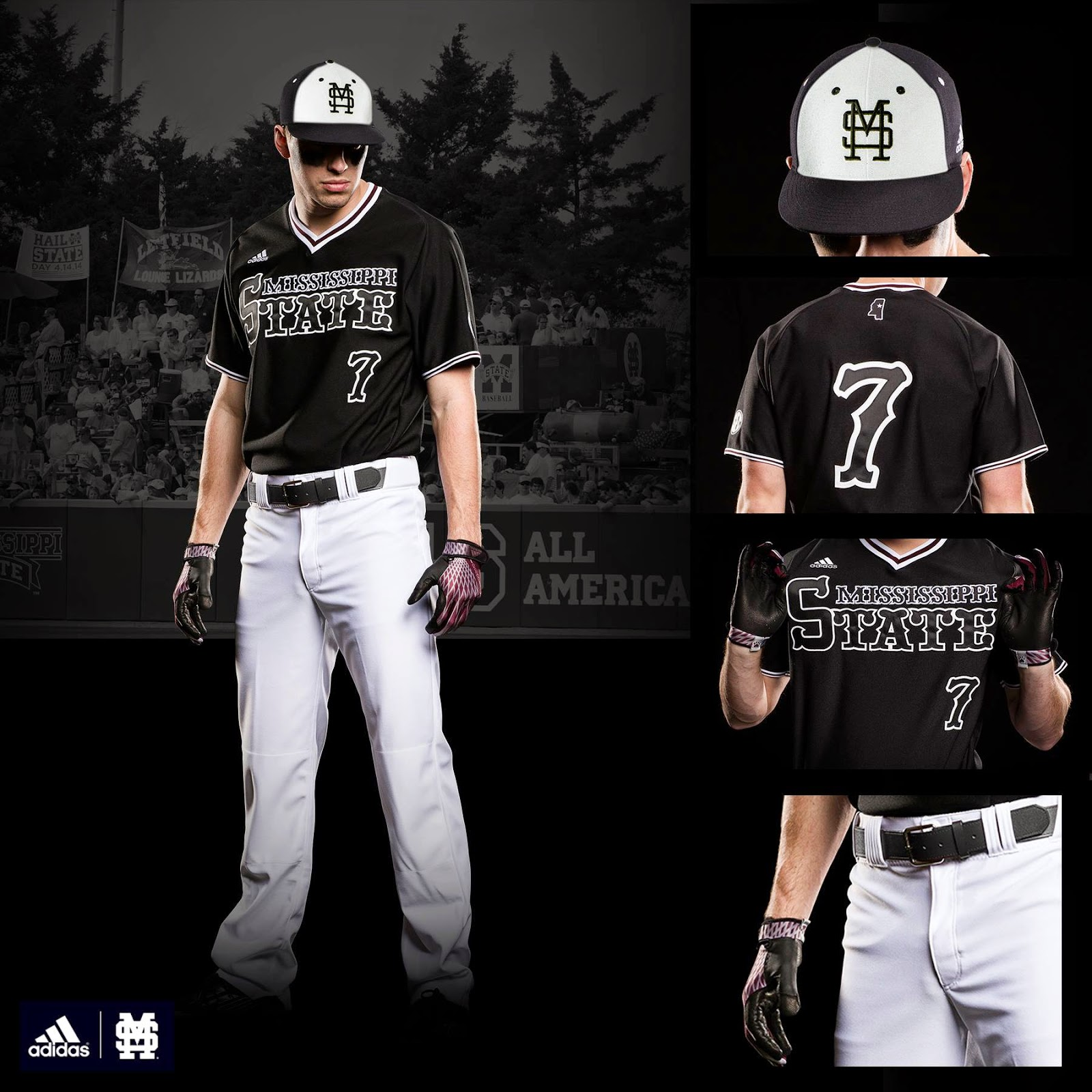 Side Note- Adidas had a GREAT     idea for an alternate cap for Saturday 348dba762