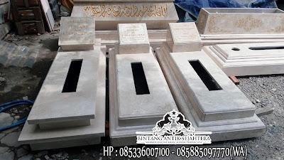Jual Produk Makam Marmer, Kijing Makam Marmer, Harga Kijing Kuburan