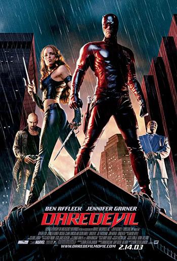 Daredevil 2003 Dual Audio ORG Hindi BluRay 720p 1GB poster