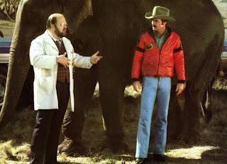 Burt Reynolds Dom DeLuise Smokey and the Bandit 2 1980