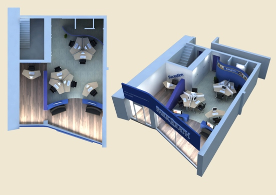 22 Wonderful Office Furniture Design Software