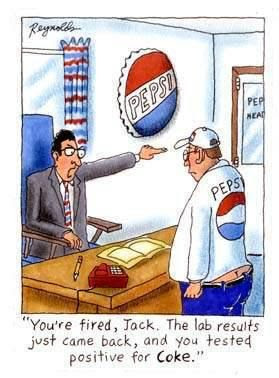 You are fired...