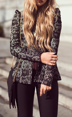https://www.fashionme.com/es/Products/collarless-decorative-lace-zips-crochet-embroidery-blazers-217150.html?color=black