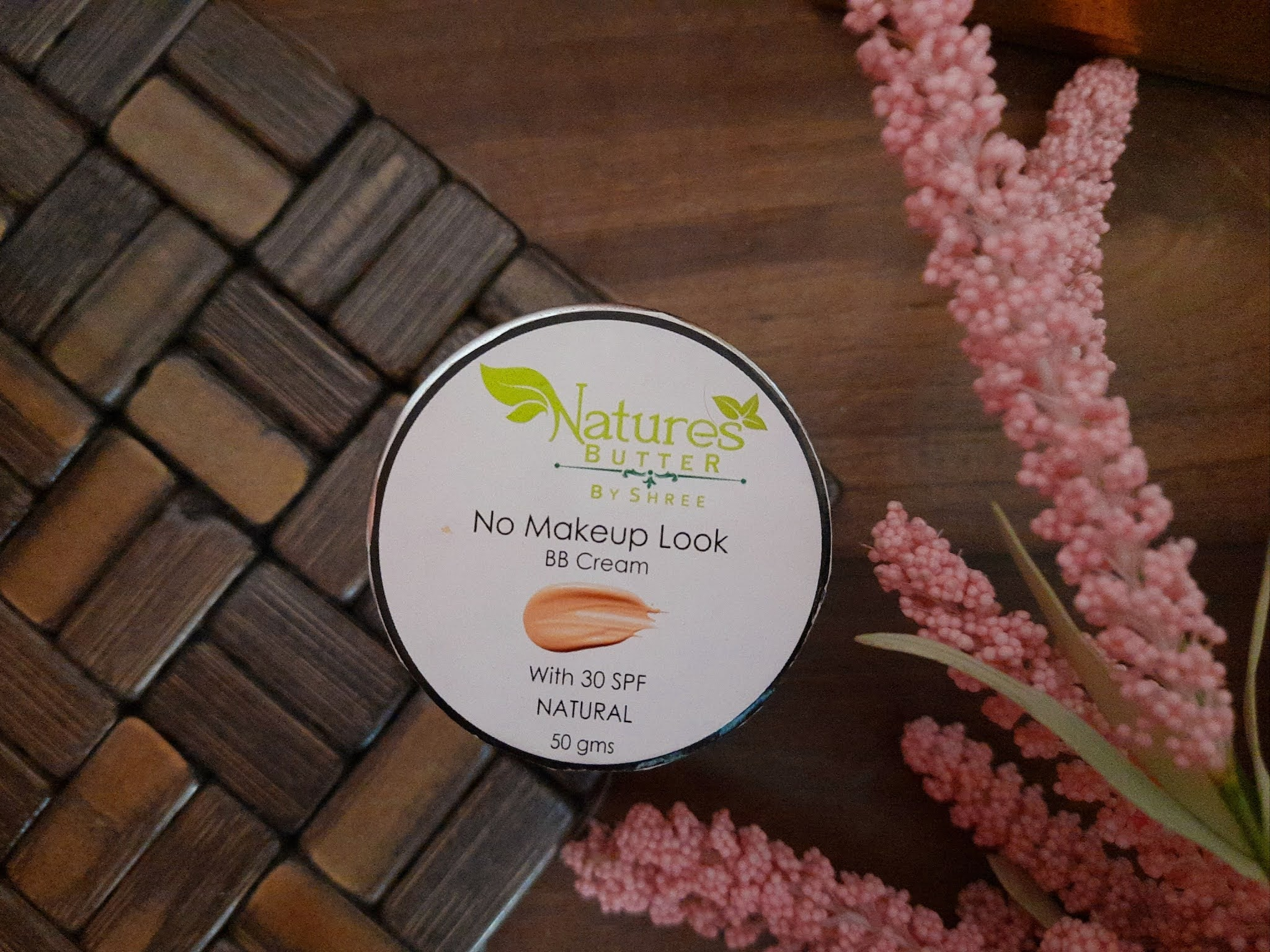 Natures Butter by Shree BB Cream